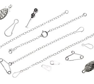Safety Chains & Necklet Fittings